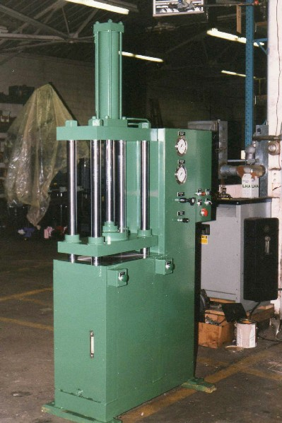 15 ton laboratory press